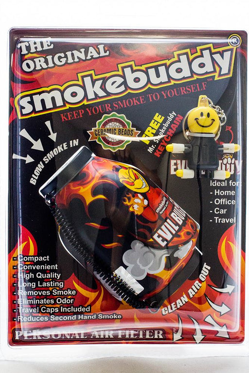 Smokebuddy Original Personal Design Air Filter - One wholesale Canada