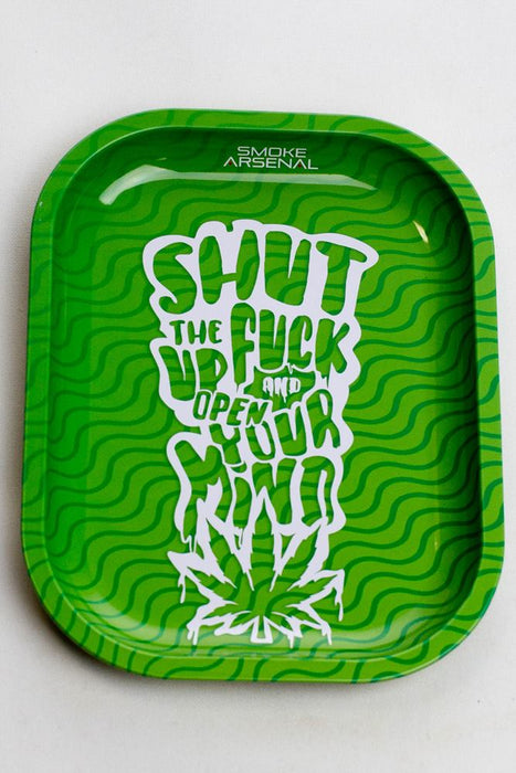 Smoke Arsenal Rolling mini Tray - One wholesale Canada