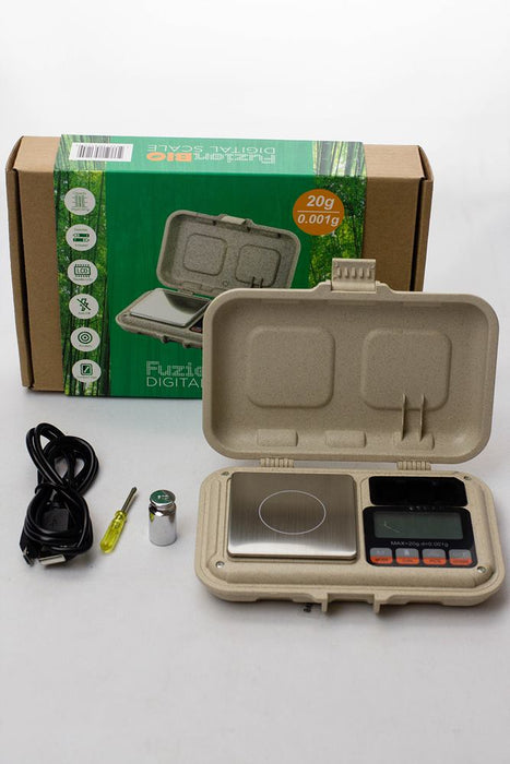 Fuzion BIO digital scale - One wholesale Canada