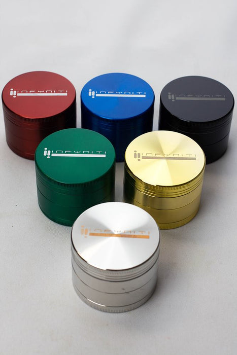 4 parts infyniti metal herb grinder - One wholesale Canada