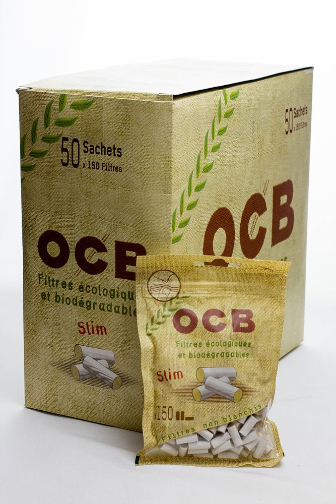 OCB Slim Filters ecopaper filters - One wholesale Canada