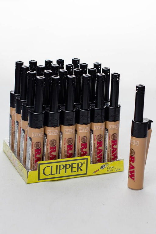 Clipper RAW refillable Multi-purpose lighter - One wholesale Canada