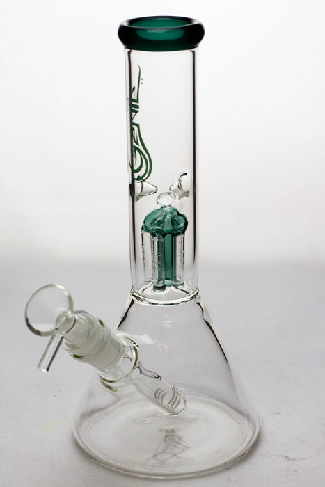 "10"" genie 5 arms percolator water bong - One wholesale Canada"