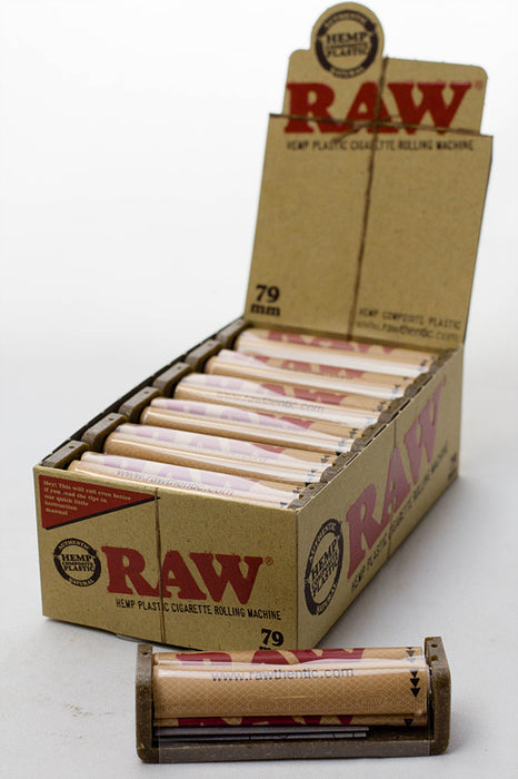 Raw rolling machine display - One wholesale Canada