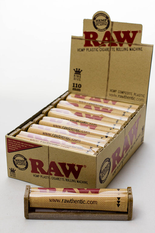 Raw rolling machine display