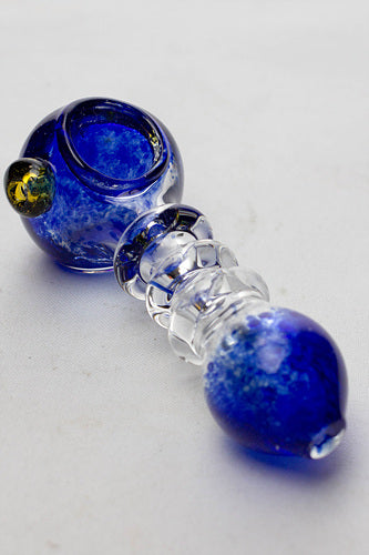 "4.8"" Soft glass 4842 hand pipe - One wholesale Canada"
