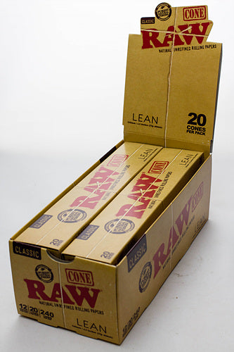 RAW Classic Lean Cones - One wholesale Canada