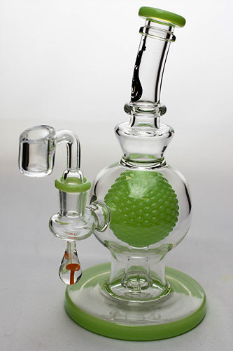 8 in. genie Sphere in a Sphere bubbler - One wholesale Canada