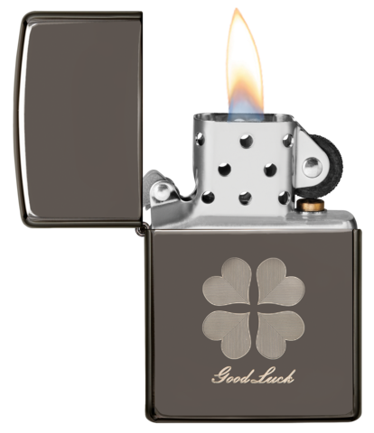 Zippo 49120 Good Luck Design - One wholesale Canada