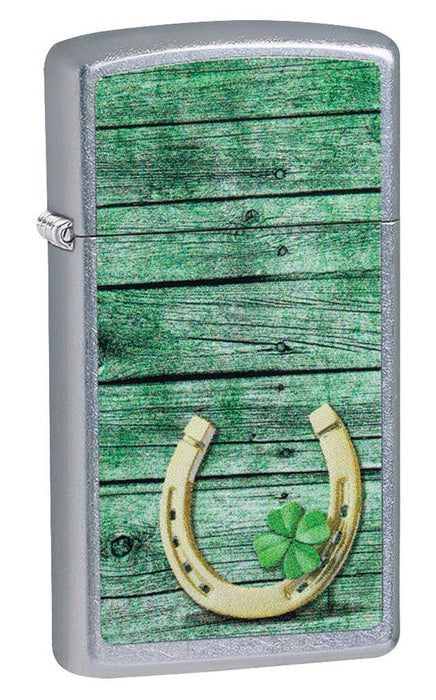 Zippo 49123 Horseshoe Slim Design - One wholesale Canada