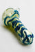 "3.75"" Soft glass 4923 hand pipe - One wholesale Canada"
