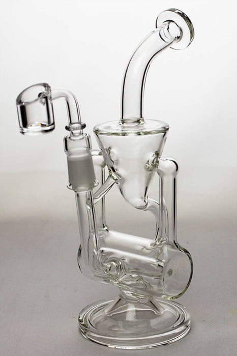 "9"" recycled rig with a banger - One wholesale Canada"