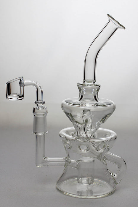 "9"" water recycled rig - One wholesale Canada"