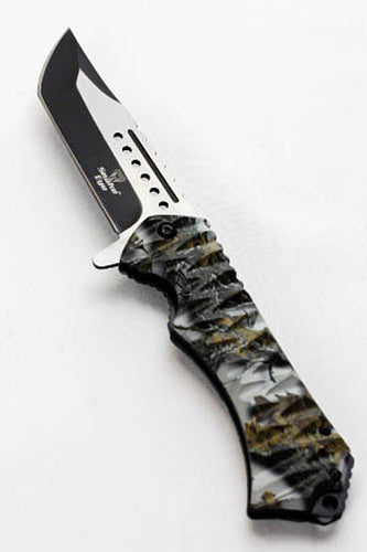 Snake Eye outdoor rescue hunting knife SE5004 - One wholesale Canada