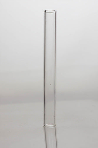 "4"" long thick glass tube pack"