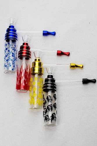 "5"" mini glass water pipe in display - One wholesale Canada"
