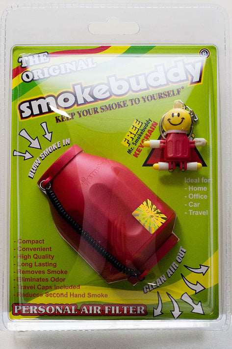 Smokebuddy Original Personal Color Air Filter - One wholesale Canada