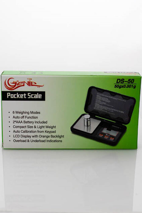 Genie  DS-50 pocket scale - One wholesale Canada
