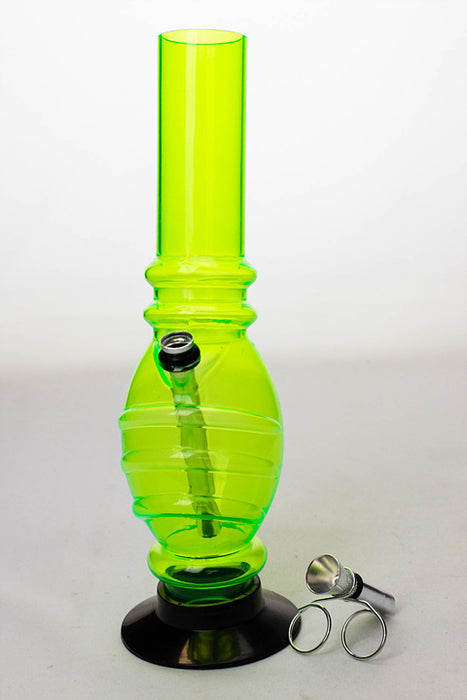 "10"" acrylic water pipe-MA06 - One wholesale Canada"
