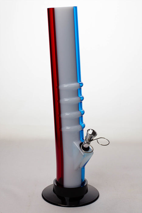12 inches acrylic water pipe-FAK11A - One wholesale Canada