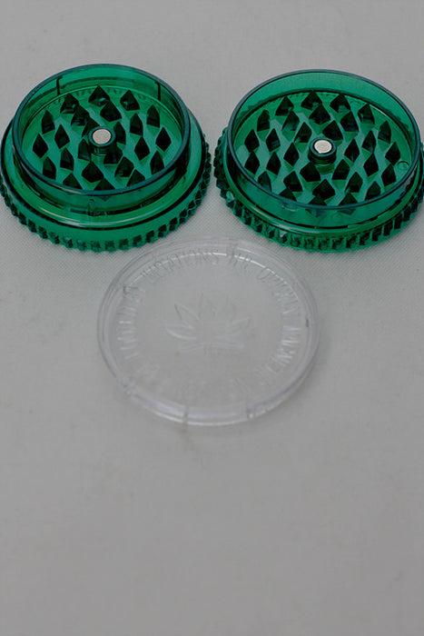 3 parts plastic grinder display - One wholesale Canada