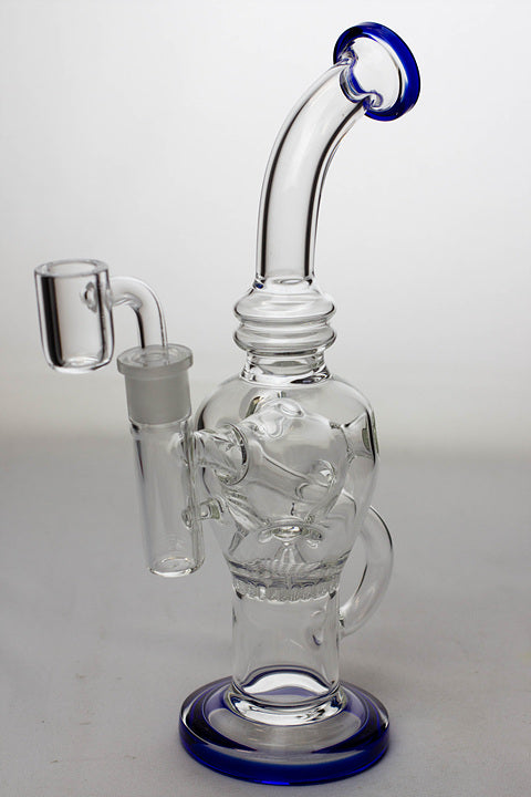 "10"" honeycomb diffused oil rig - One wholesale Canada"