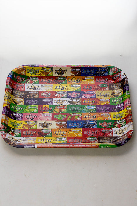 Juicy Jay's Rolling tray - One wholesale Canada
