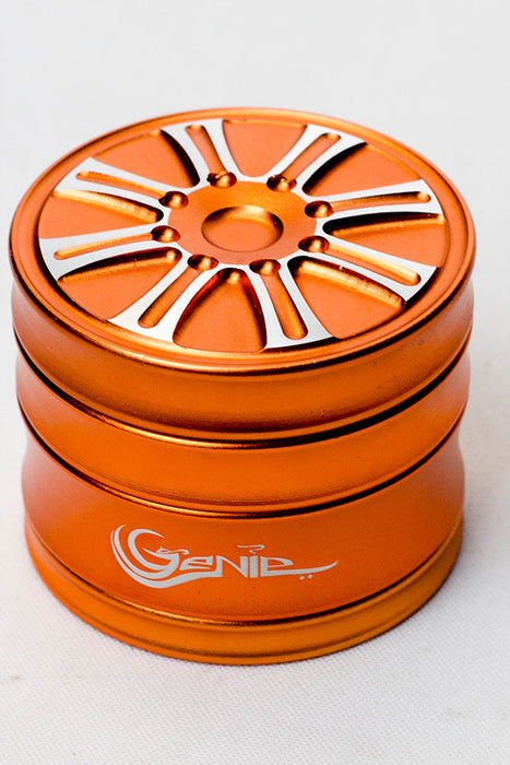 Genie 8 spokes rims aluminum grinder - One wholesale Canada
