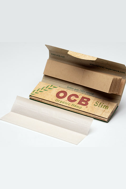 OCB Organic Hemp range - One wholesale Canada