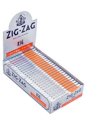 ZIG-ZAG Ultra Thin Papers 1 1/4