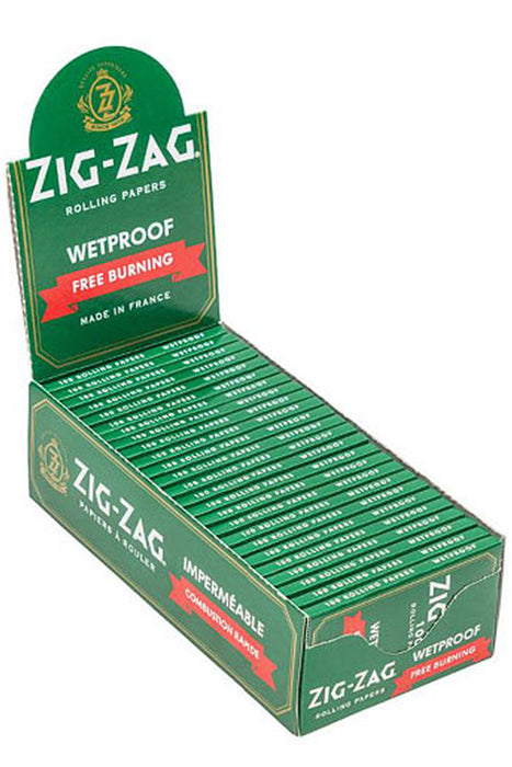 Zig Zag Free burning Wetproof Kutcorners