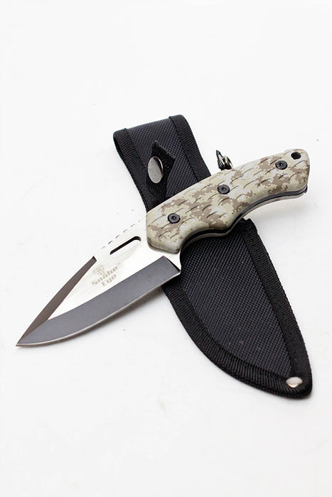Snake Eye Rambo Survival Hunting Knife HK038