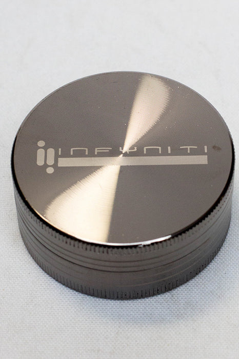 2 parts infyniti metal herb grinder