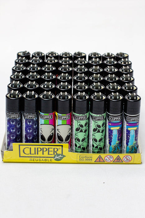 Clipper Psychedelic Refillable Lighters
