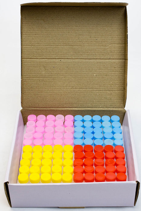 5 ml 100-Piece Plastic Vials