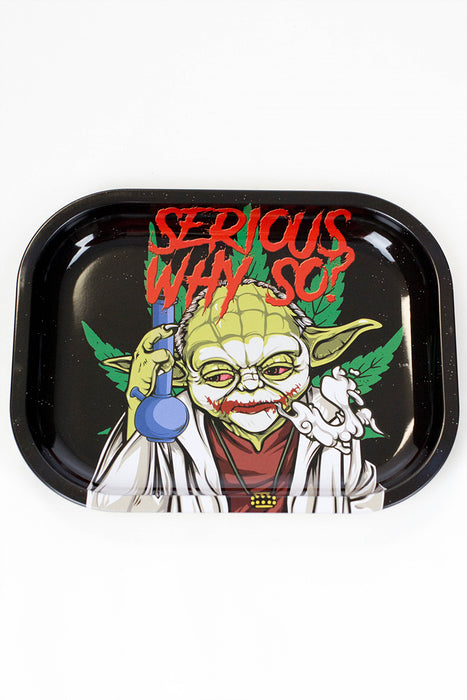 Smoke Arsenal Mini Rolling Tray-New
