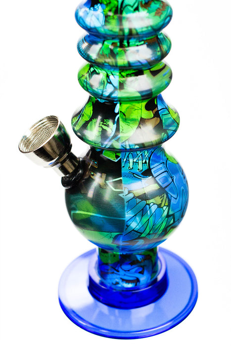 "8"" acrylic water pipe-MIGY03"
