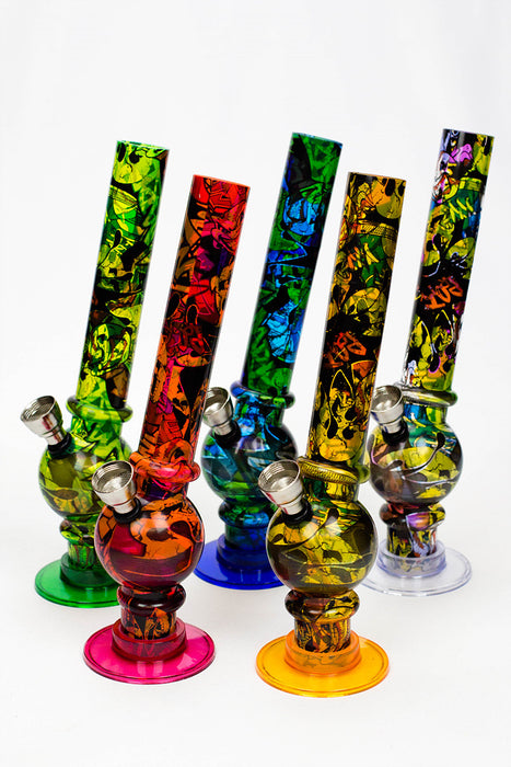"8"" acrylic water pipe-MIGY08"