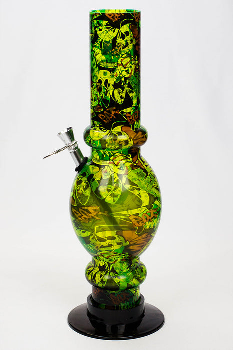 "12"" acrylic water pipe-FAY13"