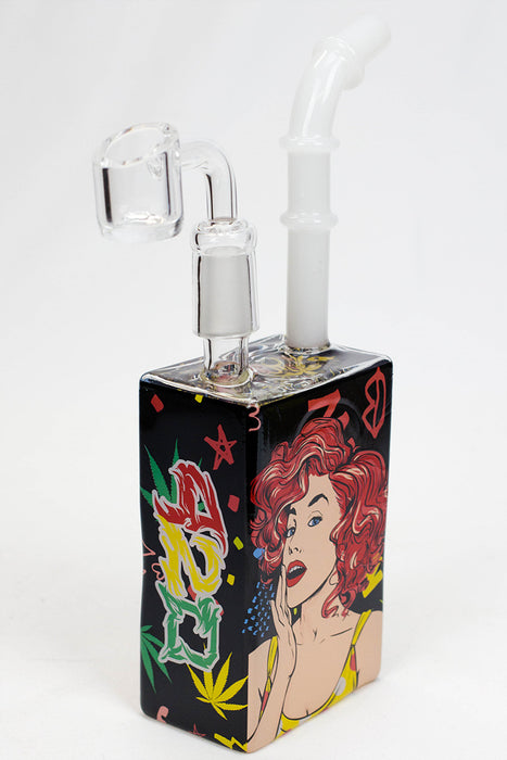 "7.5"" Juicy box Rigs-420"