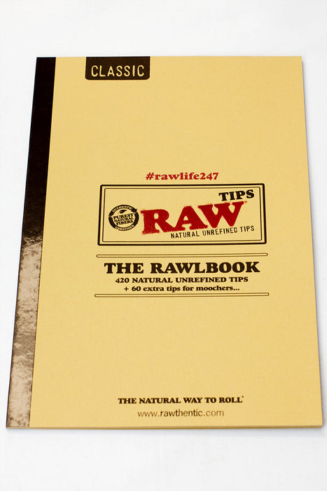 Raw Tips Book 48/10