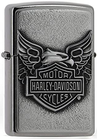 Zippo 20230 H-D Iron Eagle - One wholesale Canada