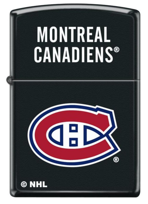 Zippo 35695 NHL Montreal Canadiens 218 - One wholesale Canada