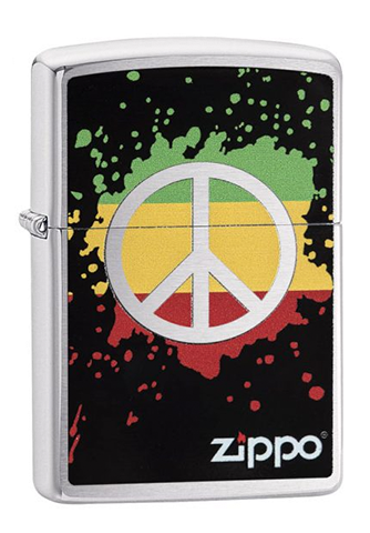 Zippo 29606 Peace Splash - One wholesale Canada