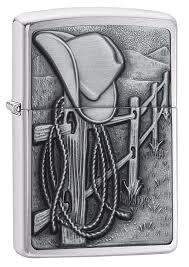 Zippo 24879 Resting Cowboy - One wholesale Canada