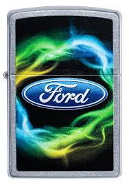 Zippo 29752 Ford Script In Oval Logo - One wholesale Canada