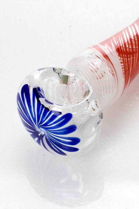 Soft glass 2331 hand pipe