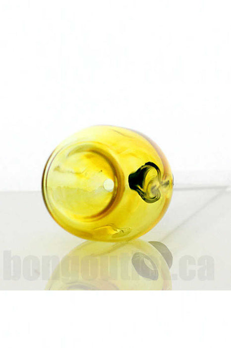 Glass bowl slide Tape A for 9 mm female joint - One wholesale Canada