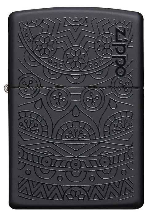 Zippo 29989 Tone on Tone Design - One wholesale Canada