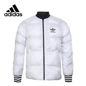 919ca7e77972 New Arrival Official Adidas Originals Men s Stand Collar Windproof Sst Jacket  Sportswear